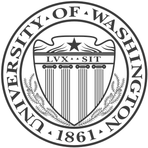 University of Washington logo - Balloon Virtual Events